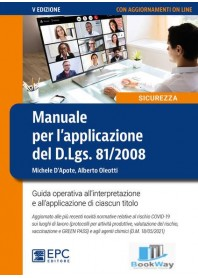 manuale per l'applicazione del d.lgs. 812008