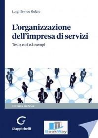 ORGANIZZAZIONE DELL'IMPRESA DI SERVIZI (L')