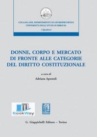 DONNE, CORPO E MERCATO DI FRONTE ALLE CATEGORIE DEL DIRITTO COSTITUZIONALE