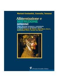 Alimentazione e Nutrizione Umana di Costantini, Cannella, Tomassi
