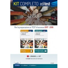 Editest Kit Lingue