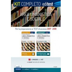 Editest Kit Area Umanistica e Sociale