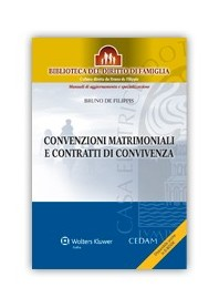 Convenzioni Matrimoniali e Contratti di Convivenza di De Filippis
