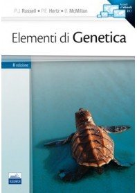 Elementi di Genetica di Russell, Hertz, McMillan