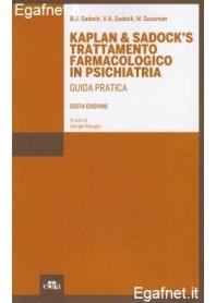 Kaplan & Sadock'S Trattamento Farmacologico In Psichiatria di B.J. Sadock, V.A. Sadock, N. Sussman