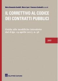 Il Correttivo al Codice dei Contratti Pubblici: Guida alle Modifiche di Sandulli, Lipari, Cardelli