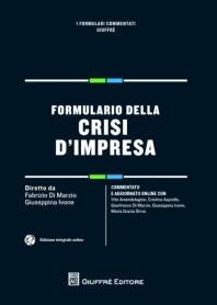 Formulario della Crisi di Impresa di Di Marzio, Ivone