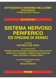 Sistema Nervoso Periferico ed Organi di Senso di De Caro