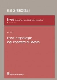 Fonti e Tipologie dei Contratti di Lavoro di Billi, Ciucciovino, Fedele, Britton, Perulli, Romei, Tremolada