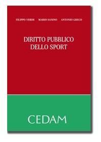 Diritto Pubblico Dello Sport di Verde, Sanino, Greco