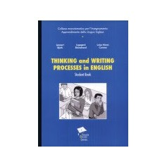 Thinking and Writing Processes in English di Björk, Blomstrand, Corona