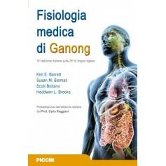 Fisiologia Medica di Ganong di Ganong, Barrett, Barman, Boitano, Brooks