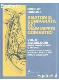 Anatomia Comparata Dei Mammiferi Domestici - Vol. 5: Angiologia - Tomo I: Cuore E Arterie di Robert Barone, Ruggero Bartolami, E