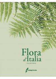 Flora d'Italia volume 1 di Guarino, La Rosa, Pignatti