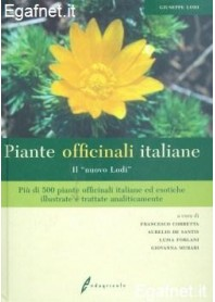Piante Officinali Italiane di Giuseppe Lodi - Francesco Corbetta, Aurelio De Santis, Luisa Forlani, Giovanna Murari