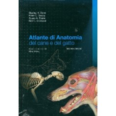 Atlante Di Anatomia Del Cane E Del Gatto di Stanley H. Done, Peter C. Goody, Susan A. Evans, Neil C. Stickland