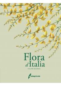 Flora d'Italia volume 2 di Guarino, La Rosa, Pignatti