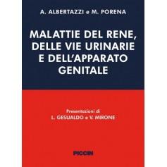 Malattie del Rene, delle Vie Urinarie e dell'Apparato Genitale di Albertazzi, Porena
