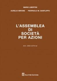 Assemblea di Societa' per Azioni di Libertini, Mirone, Sanfilippo