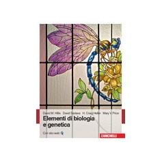 Elementi Di Biologia E Genetica di D. M. Hillis, D. Sadava, H. C. Heller, C. H. Heller, M. V. Price