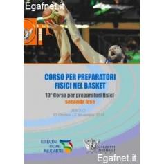 CORSO PER PREPARATORI FISICI NEL BASKET - 4 DVD