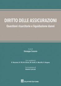 Diritto delle Assicurazioni, Questioni Risarcitorie e Liquidazione Danni di Cassano