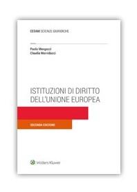 Istituzioni di Diritto dell'Unione Europea di Mengozzi, Morviducci