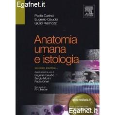 Anatomia Umana E Istologia di Carinci, Gaudio, Marinozzi