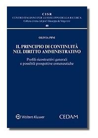 Il Principio di Continuità nel Diritto Amministrativo di Pini