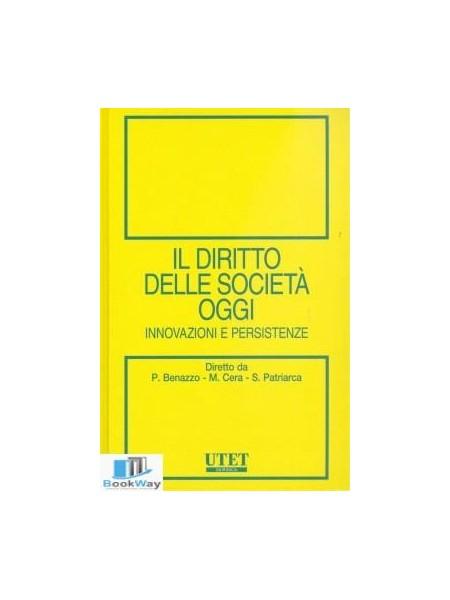 8dacafdd54 DIRITTO DELLE SOCIETA' OGGI: INNOVAZIONI E PERSISTENZE ...