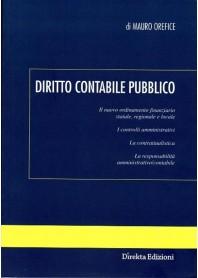 Diritto Contabile Pubblico di Orefice
