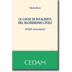 Le Cause Di Invalidità Del Matrimonio Civile di Rossi