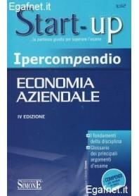 Start Up Ipercompendio Economia Aziendale di AA.VV.