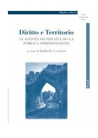 Diritto E Territorio di R. Cecchetti