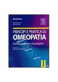 Principi E Pratica Di Omeopatia di David Owen