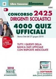 Concorso 2425 Dirigenti Scolastici 4000 Quiz Ufficiali