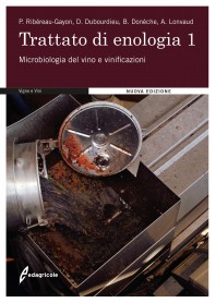Trattato di Enologia  Volume I di Ribéreau-Gayon, Dubourdieu, Donèche, Lonvaud