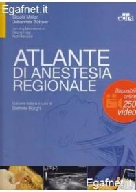 Atlante Di Anestesia Regionale di Gisela Meier, Johannes Büttner