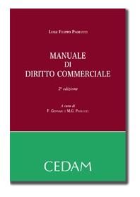 Manuale Di Diritto Commerciale di Paolucci