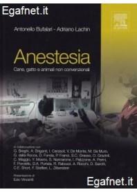 Anestesia: Cane, Gatto E Animali Non Convenzionali di Antonello Bufalari, Adriano Lachin