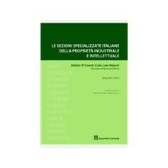 Le Sezioni Specializzate Italiane della Proprietà Industriale e Intellettuale di Scuffi, Tavassi