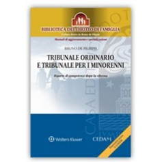 Tribunale Ordinario e Tribunale per i Minorenni di Convivenza di De Filippis
