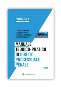 Manuale di Diritto Processuale Penale di Cerqua, Diddi, Marandola, Spangher