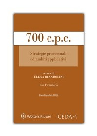 700 c.p.c. Strategie Processuali ed Ambiti Applicativi di Brandolini