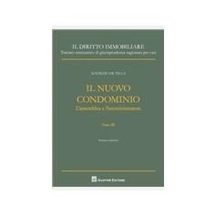Il Nuovo Condominio Tomo III di De Tilla
