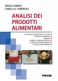 Analisi Dei Prodotti Alimentari di Paolo Cabras, Carlo I.G. Tuberoso