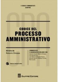 Codice del Processo Amministrativo Commentato di Chieppa