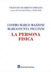 La Persona Fisica di Mazzoni, Piccinni