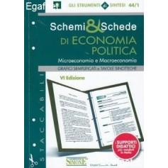 Schemi & Schede Di Economia Politica Staccabili di AA.VV.