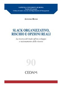 Slack Organizzativo, Rischio e Opzioni Reali di Renzi